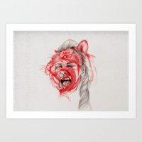 Wildlife V Art Print