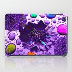 Purple Blossom iPad Case