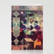 Stationery Cards featuring Γyht Lyht by Spires