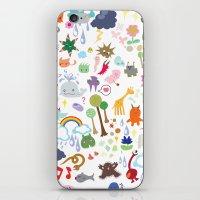 Funland iPhone & iPod Skin