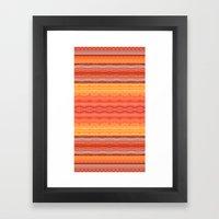 Missoula Cloudscape I Framed Art Print