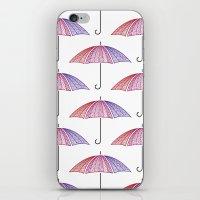 Ready For Rain iPhone & iPod Skin