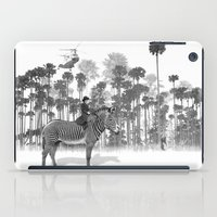 Thrill of the Chase iPad Case