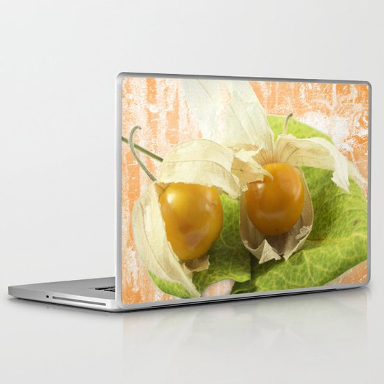 Physalis Laptop & iPad Skin