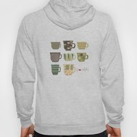 I {❤} Coffee Hoody