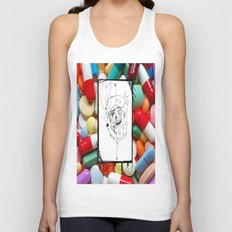 DRAGS Unisex Tank Top