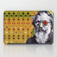 Brahms in Reel to Reel Glasses iPad Case