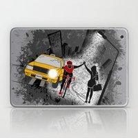 Hailing A High Five Laptop & iPad Skin