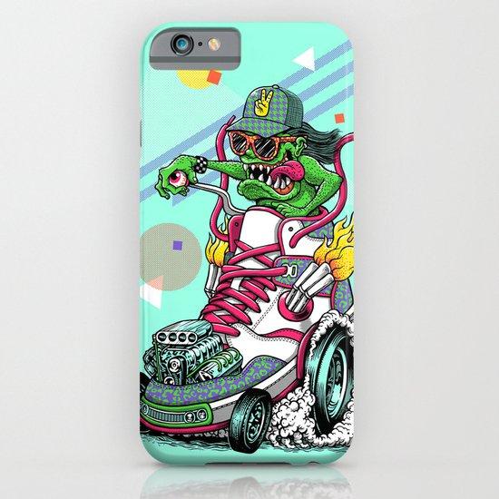 RIDE IT, KICK IT! iPhone & iPod Case