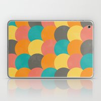 Bright Decaying Scales Laptop & iPad Skin