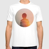 Obelix Mens Fitted Tee White SMALL