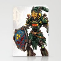 Reforged Stationery Cards