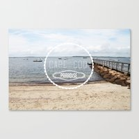 Cape Cod Paradise  Canvas Print