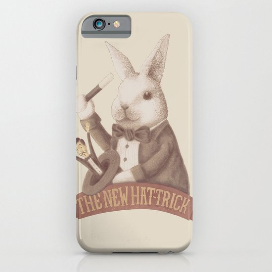 The new Hat-trick iPhone & iPod Case