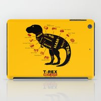 Dino Deli iPad Case