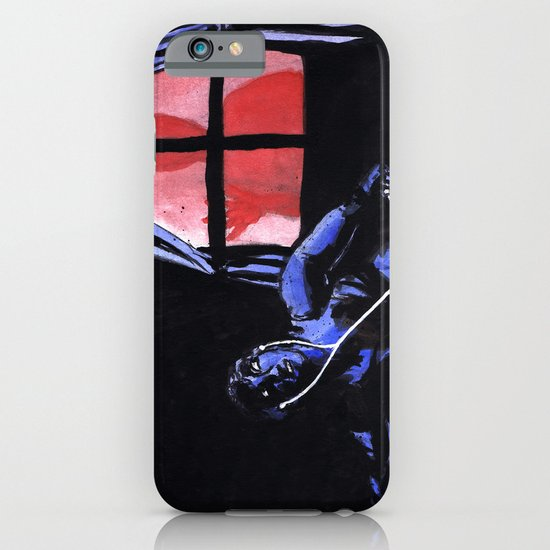 """Scariest Listening Experiences"" by Cap Blackard iPhone & iPod Case"