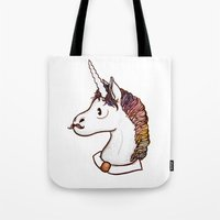 Doctor Unicorn Tote Bag