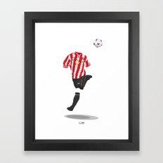 Sunderland 1999-2000  Framed Art Print