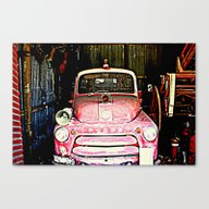 Hidden In Time! Canvas Print
