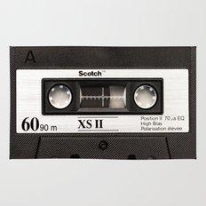 Cassette Tape Rug