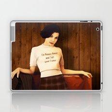 Audrey Horne Laptop & iPad Skin