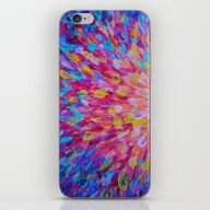SPLASH, Revisited - Bold… iPhone & iPod Skin