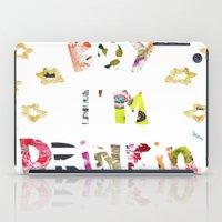 Drunk In Love iPad Case