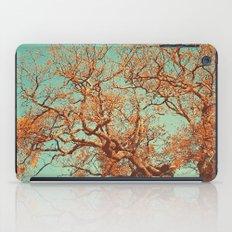 Orange. iPad Case