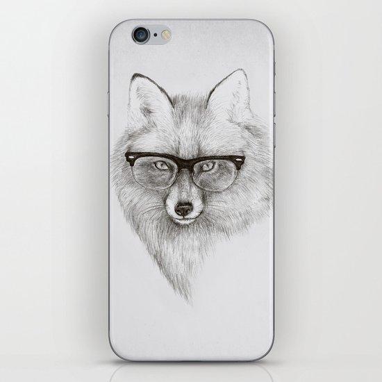 Fox Specs iPhone & iPod Skin