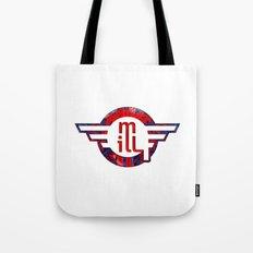metro illusions - Anatomy Tote Bag