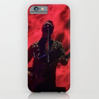 iPhone & iPod Case featuring Josh Homme // Queens of the Stone Age by Hattie Trott