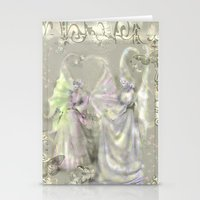 Faerie Girls Stationery Cards