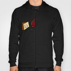 Manchego & Red Wine Hoody