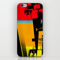 Aberration Station iPhone & iPod Skin