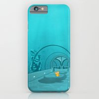 iPhone & iPod Case featuring Gluttony - When the eye is bigger than the belly by Rodrigo Ferreira