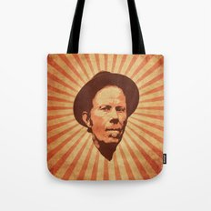 Waits Tote Bag