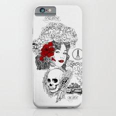 Peace & War Slim Case iPhone 6s
