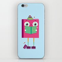 Books lover iPhone & iPod Skin