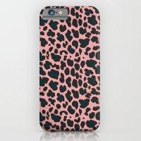 sexy leopard iPhone 6 Slim Case