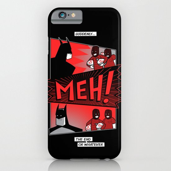 Batmeh iPhone & iPod Case