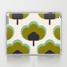 green flowers Laptop & iPad Skin