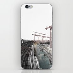 Paris d'avenir 6 iPhone & iPod Skin