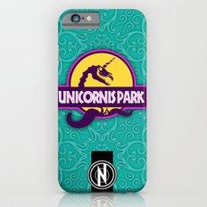 Unicornis Park iPhone 6s Slim Case