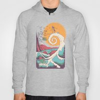 Surf Before Christmas Hoody