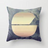 order, balance, rhythm & harmony Throw Pillow