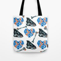 Love & Money Tote Bag