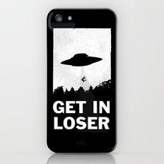 Get In Loser iPhone SE Slim Case