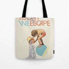 TODAY WE ESCAPE Tote Bag
