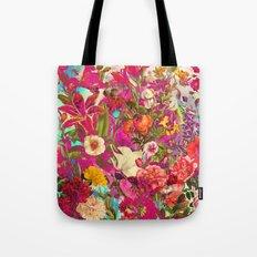 Atomic Garden Tote Bag