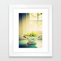 Fruit  Framed Art Print
